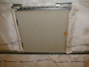 Insulated Loft Hatch - Fire Fabric fire compartment